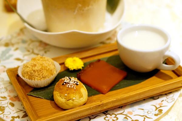 Chinese New Year 2016 - Man Fu Yuan InterContinental Singapore - Desserts