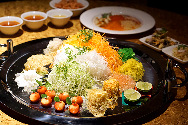 Spice up the tradition of chinese new year at silk road for 7 spices asian cuisine