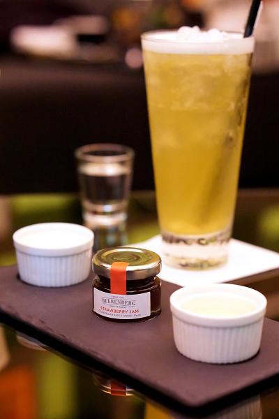 Pan Pacific Singapore Atrium's New Afternoon Tea Menus - Iced Tea