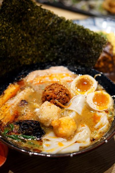 Ramen Keisuke Lobster King by Keisuke Takeda - Spicy Miso Lobster Broth Ramen