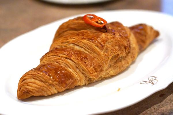 Antoinette's La Croissanterie Antoinette series - Chilli Crab Croissant