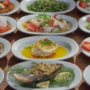 Mezze Turkish Promotion by Guest Chef Metin Isci from Mandarin Oriental, Bodrum - Melt Cafe Mandarin Oriental Singapore