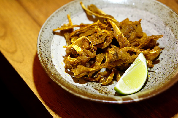 Naughty Nuri's Opens in Singapore, Capitol Piazza - Pig's Ears