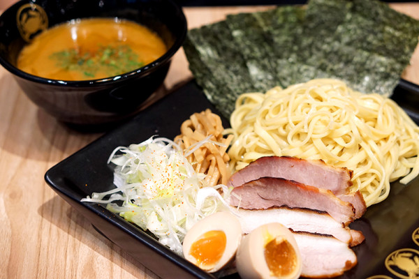 Ramen Keisuke Kani King, Cathay Cineleisure Orchard - Crab Dipping Noodles