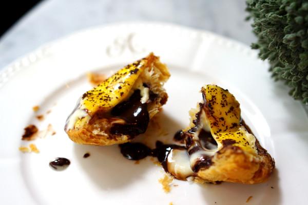 Antoinette's All-New Cheese Tarts - Grand Cru Chocolate Cheese Tart
