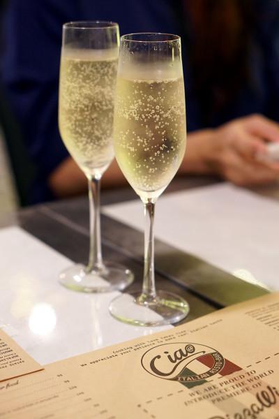 Ciao@ Italian Risto-Bar - Bubbles