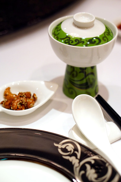 Master Chef Steven Ng of Shang Palace, Shangri-La Hotel Singapore - Exquisite Abalone Cuisine - Shang Palace