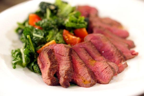 Angela May Food Chapters, Robinsons The Heeren - Grass-fed Beef Tenderloin