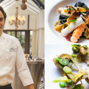 Chef Roberto Rispoli at Raffles Grill - Featured