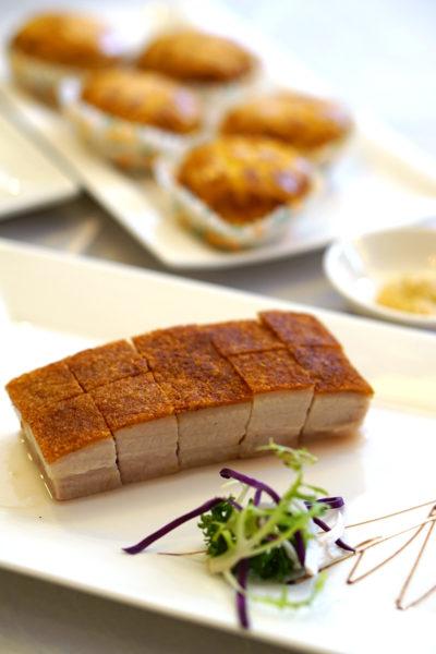 Crystal Jade Prestige - Prestige Signature Weekend Brunch - Crispy Pork Belly