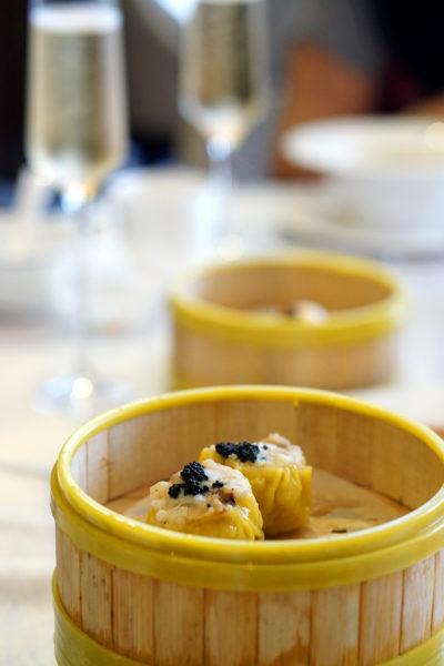 Crystal Jade Prestige - Prestige Signature Weekend Brunch - Steamed Pork & Shrimp Dumpling with Caviar