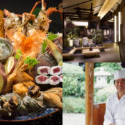 Gastronomic Journey of Shikoku at Keyaki - Collage