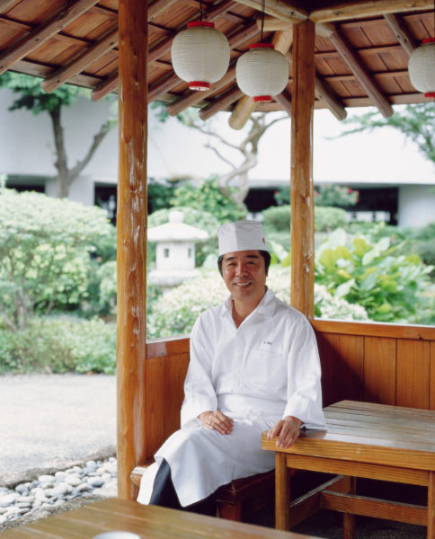 Gastronomic Journey of Shikoku at Keyaki Pan Pacific Singapore - Chef Hiroshi Ishii