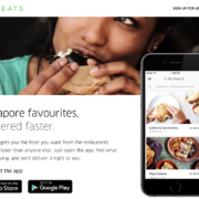 UberEATS Singapore - Site