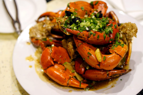 Ultimate Crab Feast at PARKROYAL on Beach Road - Mediterranean Crab