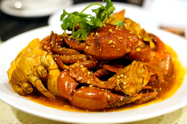 Ultimate Crab Feast at PARKROYAL on Beach Road - Singapore Chilli Crab2