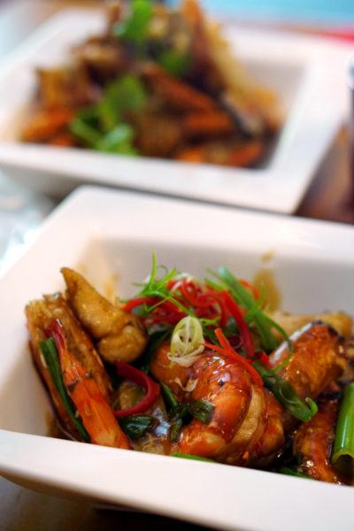 Hawkerlicious Buffet at Flavours at Zhongshan Park - Prawn