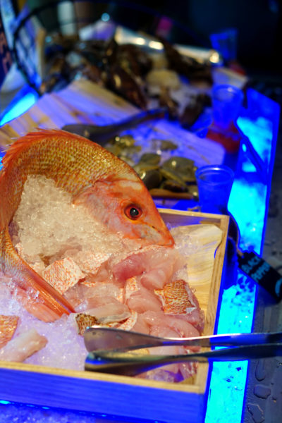 Hawkerlicious Buffet at Flavours at Zhongshan Park - Snapper