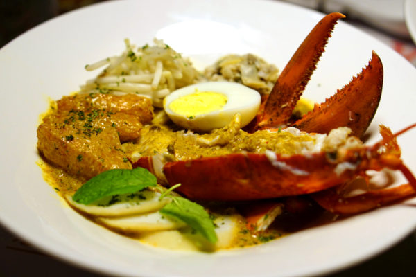 Pince & Pints Restaurant and Bar - New Limited Offerings - Lobster Laksa 1