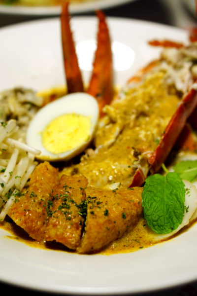 Pince & Pints Restaurant and Bar - New Limited Offerings - Lobster Laksa 2