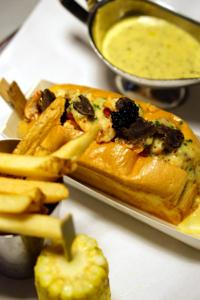 Pince & Pints Restaurant and Bar - New Limited Offerings - Truffle Lobster Roll 1