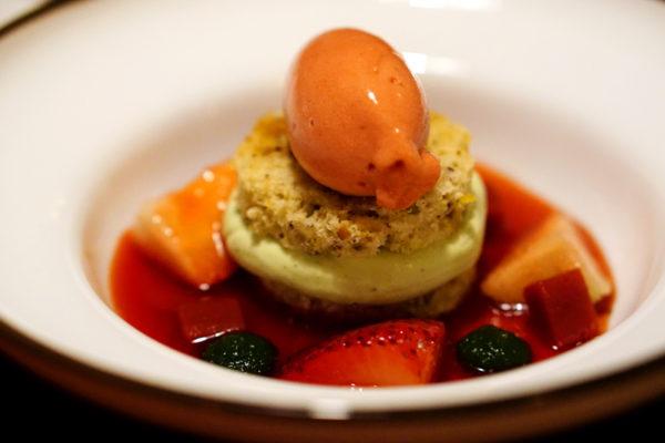 UsQuBa Scottish Restaurant & Bar at One Fullerton - Tastings of Strawberry