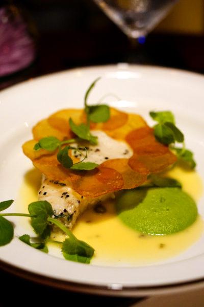 UsQuBa Scottish Restaurant & Bar at One Fullerton - UsQuBa Fish & Chips