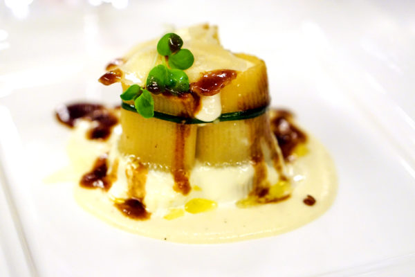 New Basilissimo Menu at Basilico, Regent Singapore - Of the Mediterranean and Alps - Chef's Braised Beef Cheeks Cannelloni