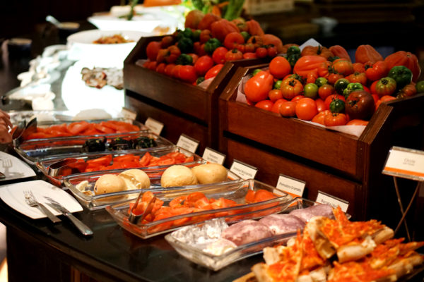 New Basilissimo Menu at Basilico, Regent Singapore - Of the Mediterranean and Alps - Tomatoes