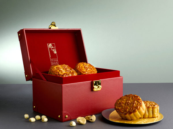 Mid-Autumn 2016 at Golden Peony Conrad Centennial Singapore - Red Box Traditional Baked