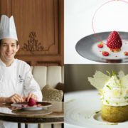 Sweet Indulgence with Michelin Two-star Caprice Pastry Chef Nicolas Lambert at Regent Singapore