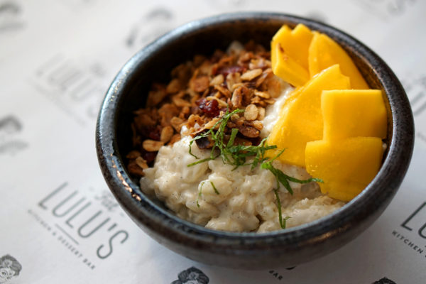Fat Lulu's - Weekend Brunch Menu - Vanilla-&-Pandan-Sticky-Rice2