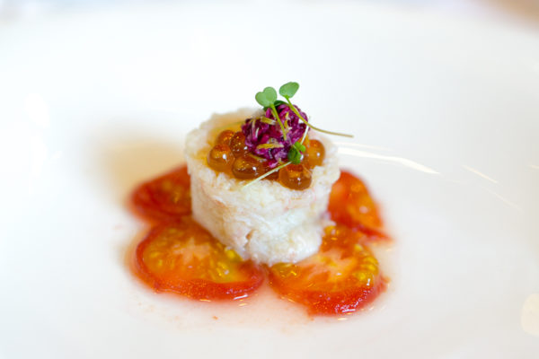 Exclusive Niigata City Set Menu at Tong Le Private Dining - Marinated Snow Crab