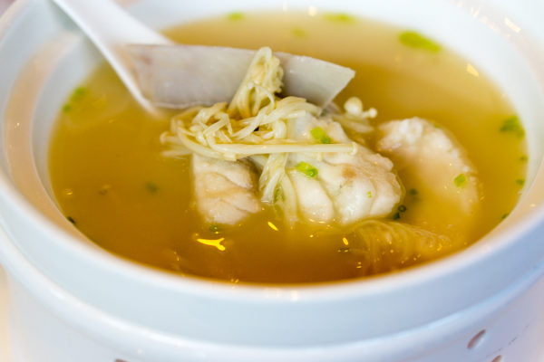 Exclusive Niigata City Set Menu at Tong Le Private Dining - Tai-Madai Soup