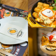 Gudetama Cafe Singapore – Lazy Egg Arrives in Singapore