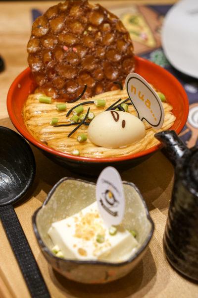 Gudetama Cafe Singapore - Lazy Egg Arrives in Singapore - Shoyu Ramen