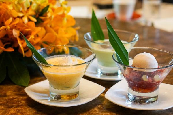 Chinese New Year 2017 at Cherry Garden, Mandarin Oriental Singapore - Cherry Garden Trilogy Desserts Delight