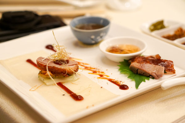 Chinese New Year 2017 at Golden Peony, Conrad Centennial Singapore - Signature Roast London Duck