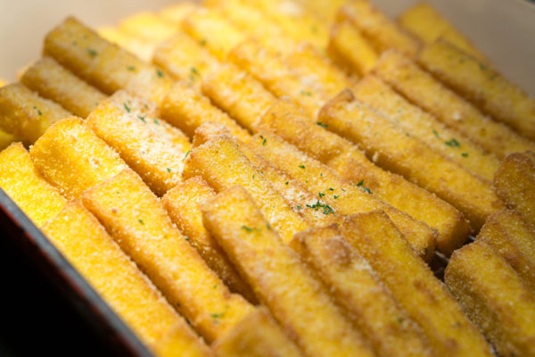 Chinese New Year 2017 at The Carvery, Park Hotel Alexandra - Polenta Fries