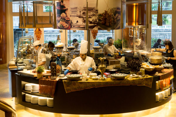 Taste of Heaven at The Fullerton Hotel's Young Hawker Series - Town Restaurant