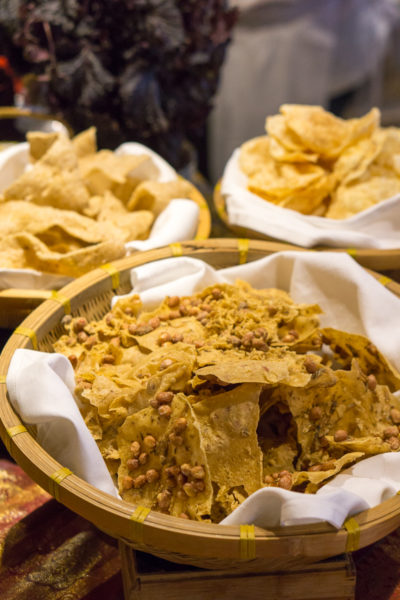 Taste of Heaven at The Fullerton Hotel's Young Hawker Series - Town Restaurant - Crisps