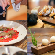 Truffle Indulgence at Prego, Fairmont Singapore