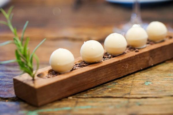 Truffle Indulgence at Prego, Fairmont Singapore - Truffle Pralines