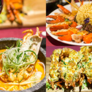 Lobster Bonanza at Melt Cafe, Mandarin Oriental Singapore – All-You-Can-Eat Lobster Galore
