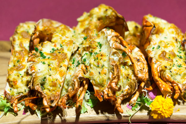 Lobster Bonanza at Melt Cafe, Mandarin Oriental Singapore - Lobster Thermidor