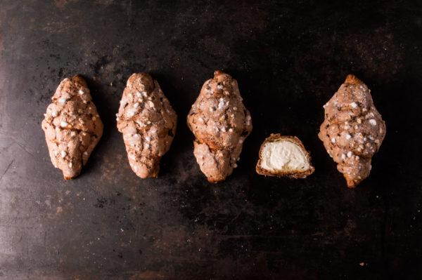 Antoinette's New Croissant Experience - Croissant a la Creme