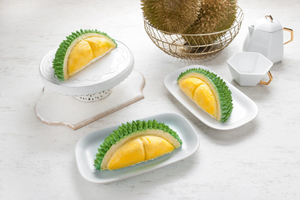 Goodwood Park Hotel 'Mao Shan Wang' Durian Designer Cake