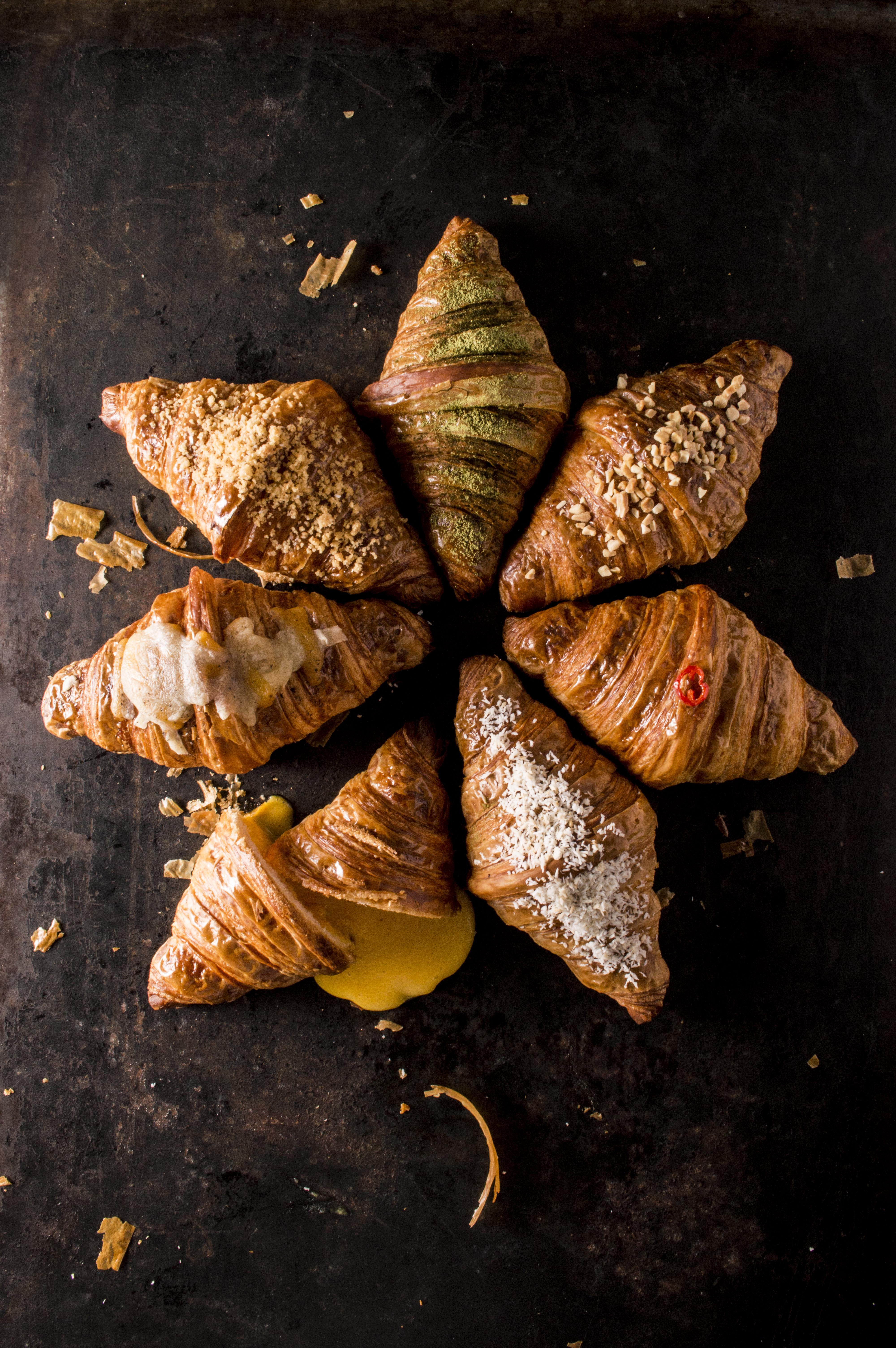 Antoinette's New Croissant Experience - La Croissanterie