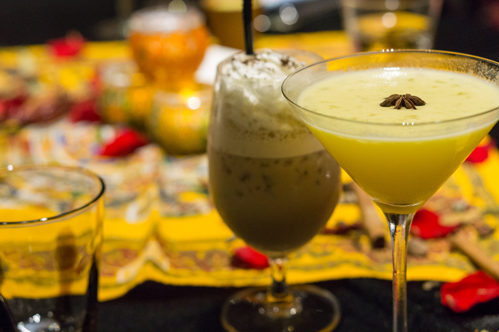 Indian Food Festival at Melt Cafe Mandarin Oriental Singapore - Mango Martini