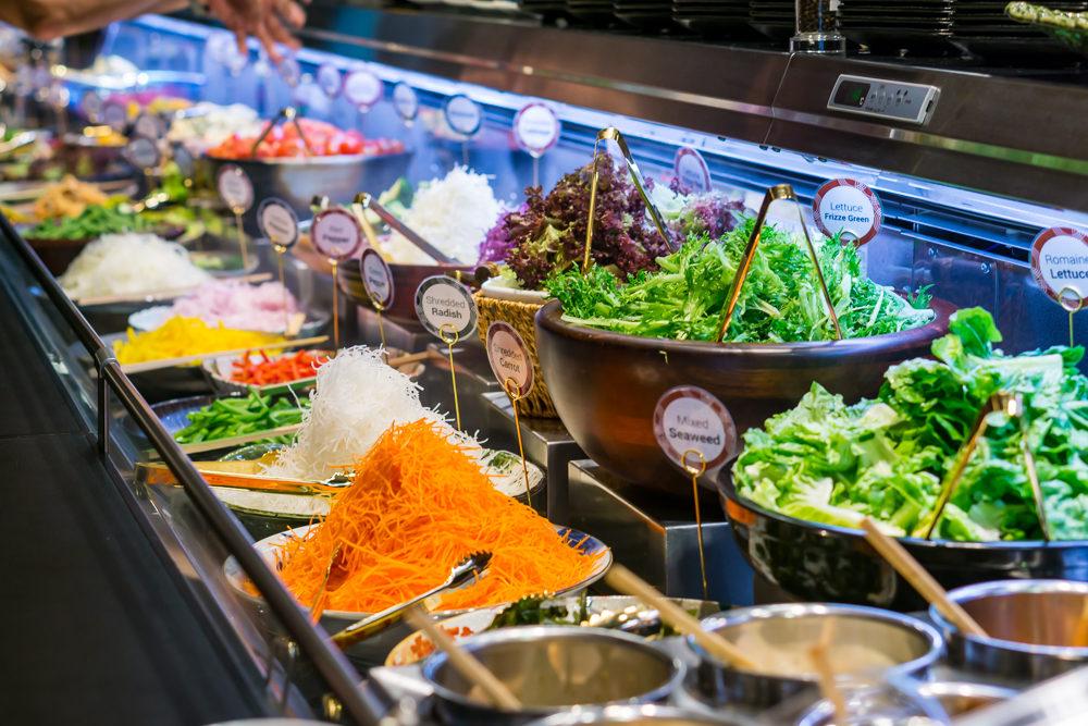 Teppanyaki Hamburg Nihonbashi Keisuke Bettei by Ramen Keisuke Group - Salad Bar Buffet